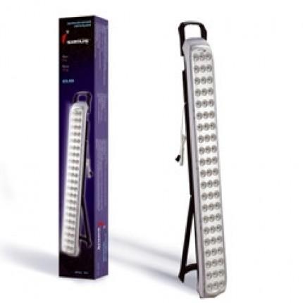 Аккумуляторный LED светильник Сириус 63 лампы 2500MAH 10ч работы