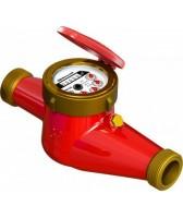 Многоструйный счётчик горячей воды GROSS MTW-UA DN=32 мм, 6 м3/час