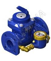Комбинированный счётчик холодной воды GROSS WPVD-UA
