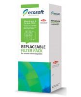 Комплект картриджей (мембрана и картридж посткарбон) для систем обратного осмоса Ecosoft