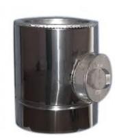 Ревизии для дымохода из нержавеющей стали с термоизоляцией в нержавеющем кожухе